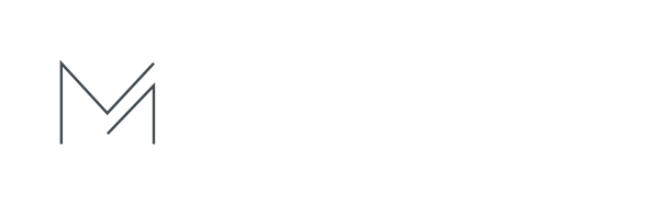 Logotipo Magnetosur Blanco corporativo